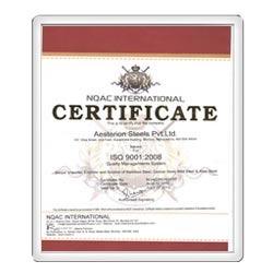 NQAC International Certificate