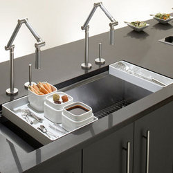 Steel Kitchen Accessories