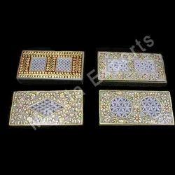 Rectangular Marble Boxes