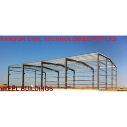 Panel Build PEB and Steel Buildings, Use: House