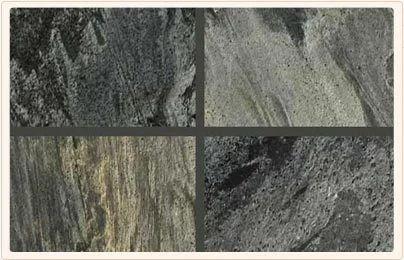Silver Grey Slate Polished Slate Stone, Slab
