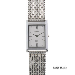 Men's Fancy Silver Watch
