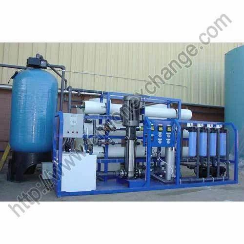 Reverse Osmosis Plant Process