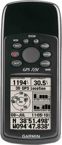 72h garmin handheld gps for area calculation and point tracking rh indiamart com Garmin GPS 72 Personal Navigator Garmin GPS 72 USB Cable