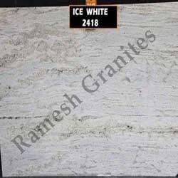 Ice White Granite Slab