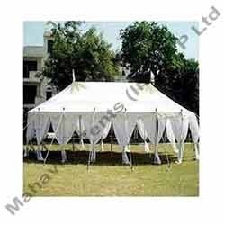 Raj Tent (Outer View)