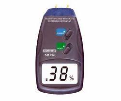 Wood Moisture Content Meter BP - 963