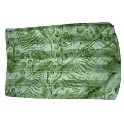 Green Printed Stole