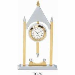 Temple Shaped Clocks