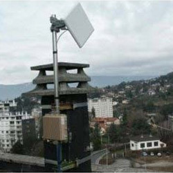 Short Range Radio Modem