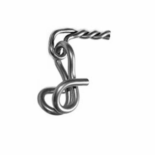 Pigtail Hook