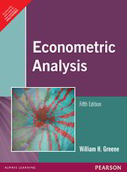 Econometric Analysis Book