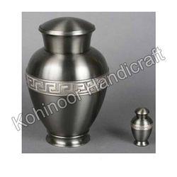 Metallic Cremation Urn
