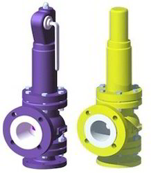 Pressure Relief Safety Valve