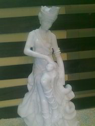 Marble Garden Statues