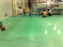 Acid Proof Floorings And Linings Services