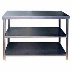 Standard SS Work Tables, for Restaurant