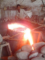 Engineered Cast Iron Casting