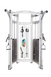 Chest Commercial Functional Trainer FTS, For Strength, Weight: 160 Kg