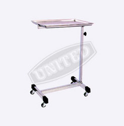 Mayo's Instrument Trolley with S.S. tray : USI-1022