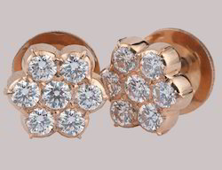 Diamond Earring 02