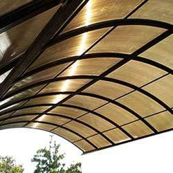 Steel / Stainless Steel Prefabricated Structural Roofing