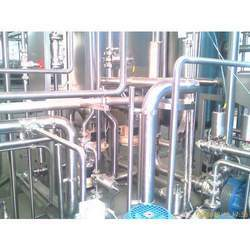 SS Pipe Fittings Beverage Plants