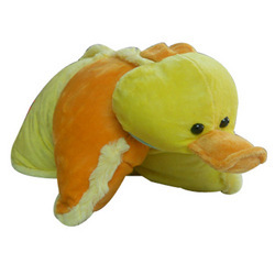 Duck Toy Pillow