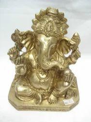 Brass Ganesh  Ji Murtis