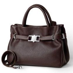 Ladies Leather Bags - Leather Bags Exporter from Kolkata