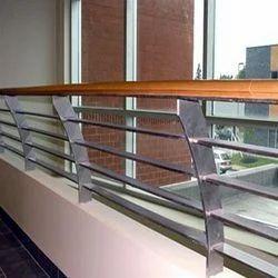Stainless Steel Handrail in Kochi, Kerala, SS Handrail ...