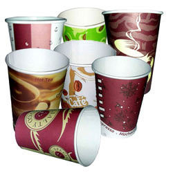 100 ML Printed Paper Cups