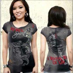 Digital Printing On T-Shirts