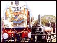 Palace on Wheels Tour Package 01
