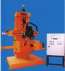 Idler Roller Welding Machine