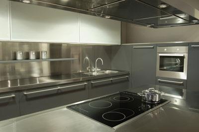 Attirant Stainless Steel Kitchen Equipment