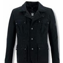 Mens Fancy Black Blazer