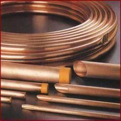 Cupro Nickel Tubes 90-10
