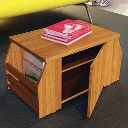 Brown Royal Decor Wooden Center Table