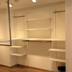 Wall Display Fixtures