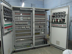 Gas Burner Control Panels