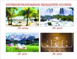Sceneries Design Tile