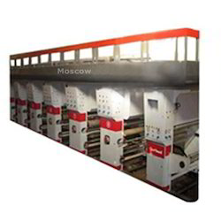 High End Rotogravure Printing Machines (Upto 10 Colours)