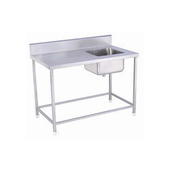 Kitchen Table With Sink