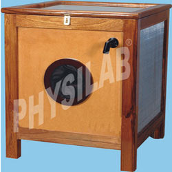 Physilab Wood Breeding Nest for Flies, For Laboratory