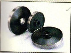 Tin Roller Pulleys With Metal Sleeve