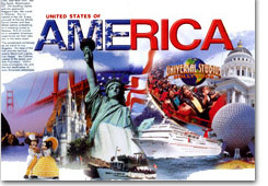 America Tour Package