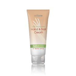 2-in-1 Protecting Hand & Nail Cream