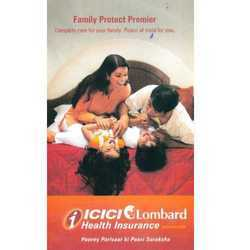 Family Floater Plans - ICICI Lombard