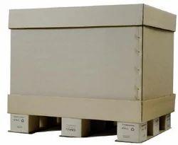 Cardboard Cuboid 5 Ply Heavy Duty Corrugated Box for Shipping